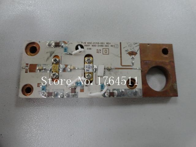 [BELLA] Disassemble The Original Japanese Fujitsu 253-6 RF Microwave Power Tube  --3PCS/LOT