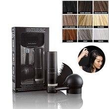 Набор инструментов для филировки волос, набор из 3 предметов, набор для оптимизации волос, спрей для наращивания волос, волокна для мужчин и ...