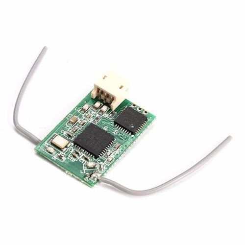Redcon 2 4G DSM2 DSMX Satellite Receiver For JR Spektrum transmitter