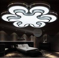 Acrílico moderno levou luzes de teto para sala de estar quarto Plafon levou para casa a Iluminação da lâmpada do teto para casa iluminação luminárias
