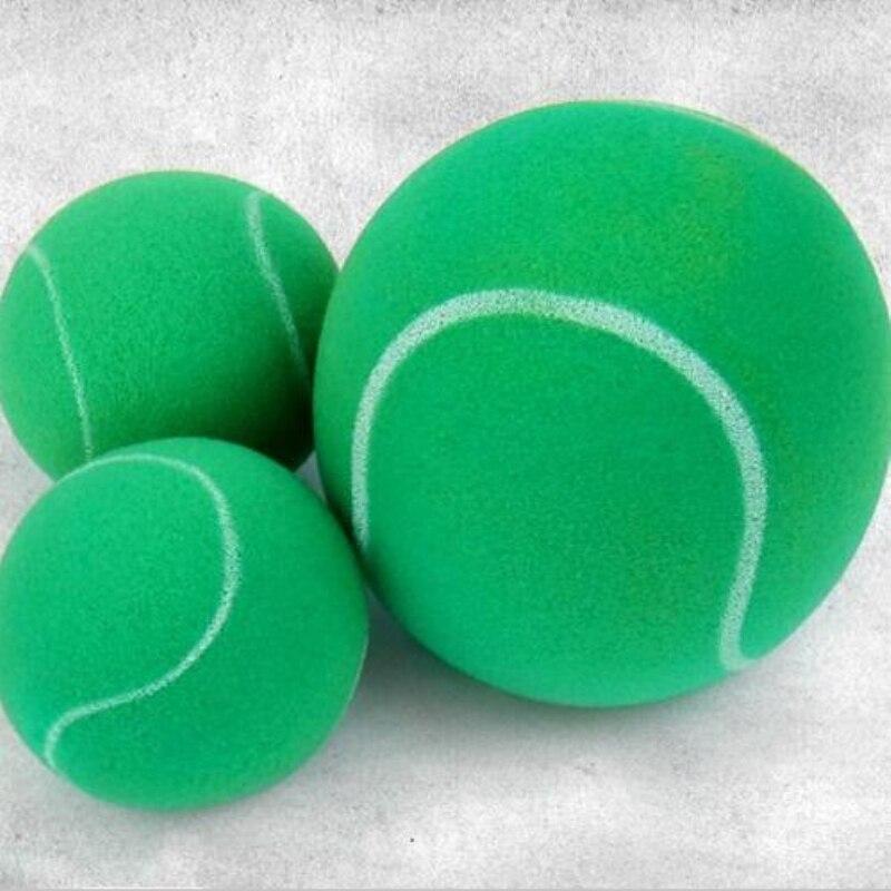 Губка мяч губка теннис фокусы один большой шар и двумя маленькими шариками волшебные шары