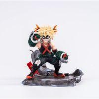 My Hero Academia Figure Midoriya Izuku Bakugou Katsuki Boku no Hero Academia Action Collection Model Figurals Toys
