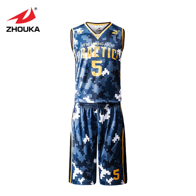 Custom cheap throwback college basketball jerseys shirt sublimation  polyester breathable retro mens basketball jerseys