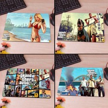 GTA 5 Beach Weather Computer Gaming Pad to Mouse Rubber Pad