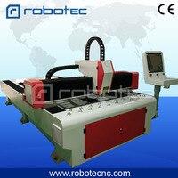 High end fiber laser cutting machine 500w with 1500x3000mm size