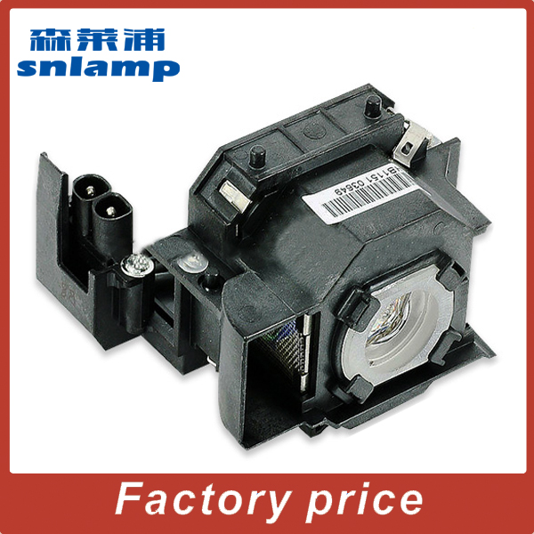 Original  ELPLP34 / V13H010L34  Projector Lamp with housing for EMP-62 EMP-62C EMP-63 EMP-76C EMP-82 EMP-X3 радиатор 150у 13 010 3 в новосибирске