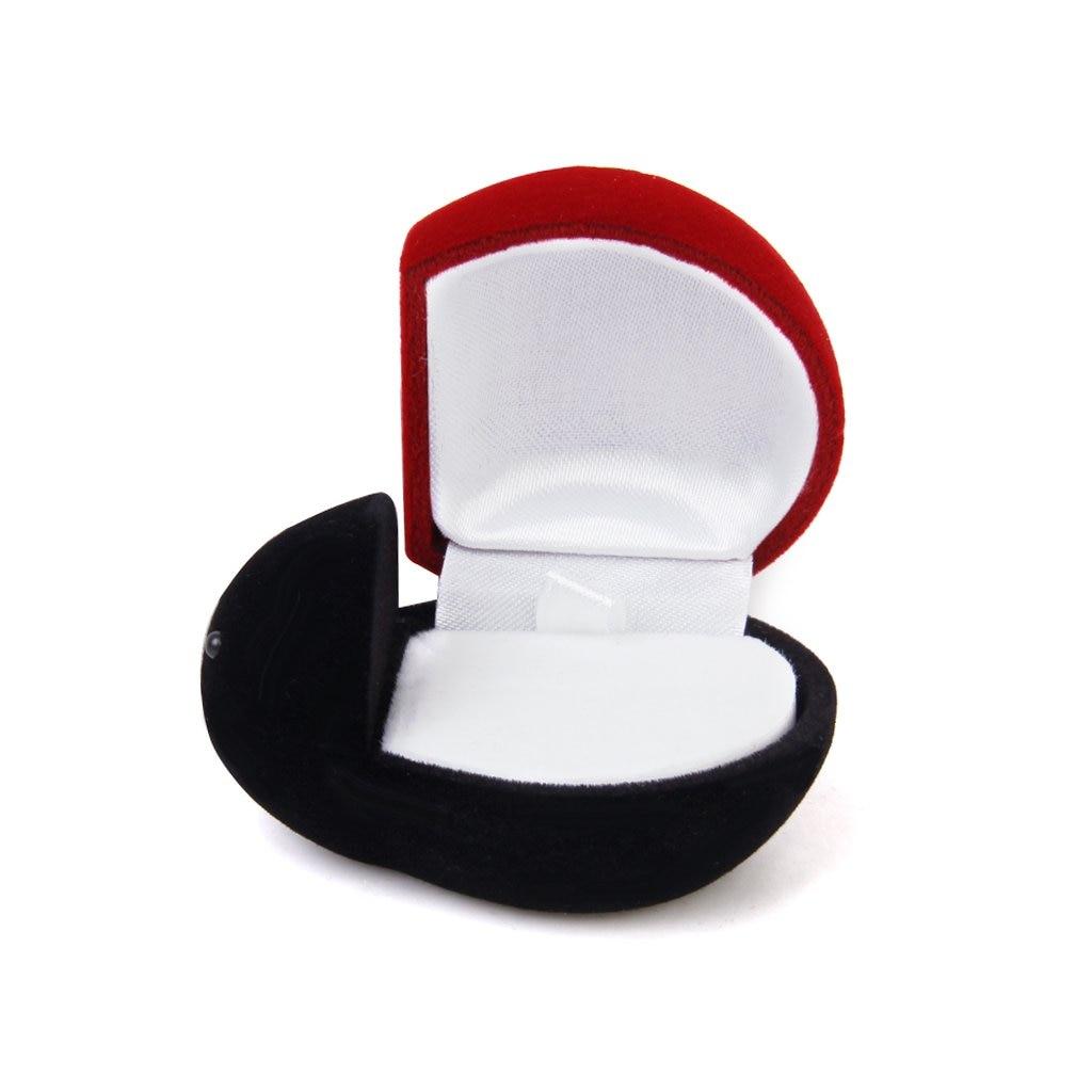 Box Shaped Ladybug For Ring Jewelry Box
