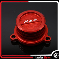 For YAMAHA XMAX X MAX 250 300 400 ABS XMAX250 X MAX300 XMAX400 X MAX400 Scooter Reservoir Cup Engine Oil Filter Cover Cap