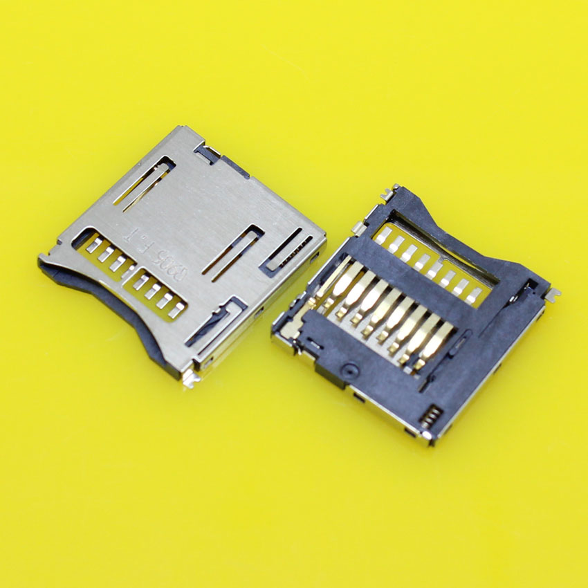 cltgxdd KA-056 Brand new TF card socket connector for many smart mobile phones and tablet PC