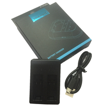 AHDBT-501 BT-501 Lithium Batteries Charger/Two seat BT-501 BT501 motion Digital Camera Charger BT-501 For GoPro Hero 4 5 6