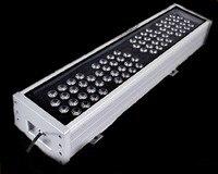 72 Вт Refletor пятно Exterieur ландшафтный светильник прожектор Ip65 AC 85 В 265 В Наружное освещение линейный светодио дный прожекторы лампы прожектор