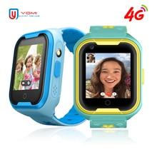 2018 4 г умные часы для маленьких детей водостойкие gps wifi трекер Smartwatch поддержка видеовызова пульт дистанционного управления часы для детей