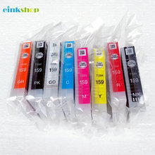 New 159 T1590 – T1599 Original Ink Cartridge for Epson R2000 R2000S  Ink cartridge R2000 A3 Printer