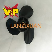 Boat Engine Propeller 9 25x9 For Tohatsu 2 Stroke 18HP 15HP Outboard Motors 9 25 X