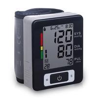 Tự động Kỹ Thuật Số LCD Wrist Blood Áp Màn Hình Đồng Hồ Quấn Vòng Bít Blood Pressure Đo Lường Sức Khỏe Màn Hình Chẩn Đoán-t Cho Sức Khỏe