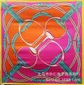 2016 bufandas de Yiwu de la Pu Ren tang de comercio electrónico rápido venta moneda en nombre Of The empalme de la correa de la bufanda de seda fuente