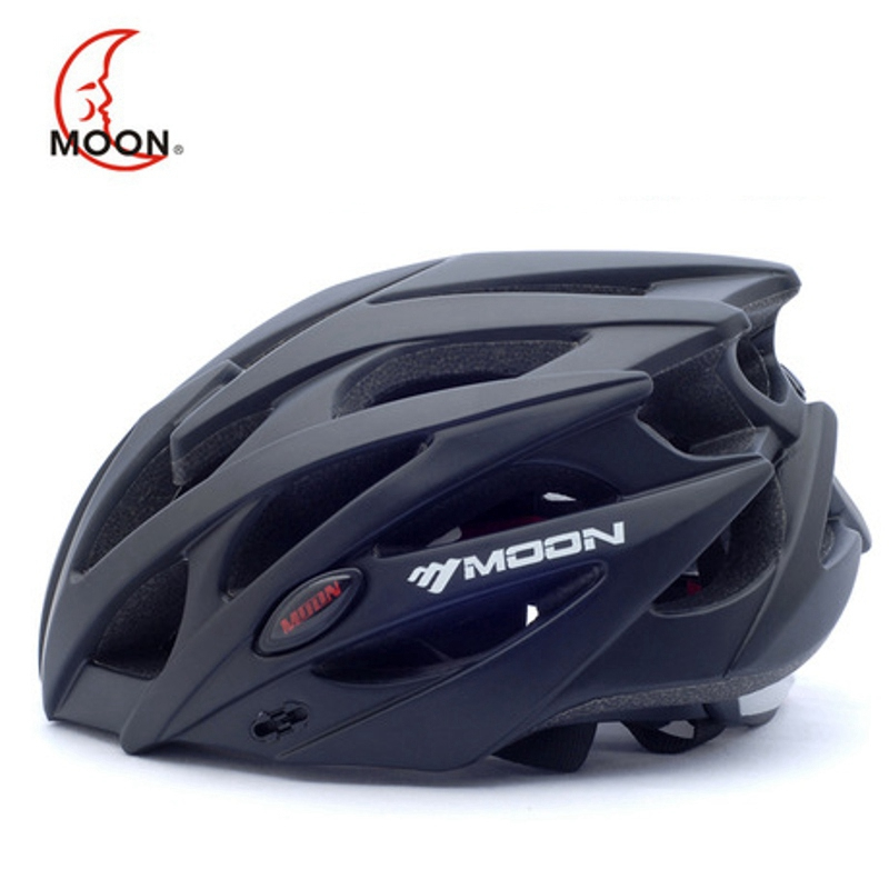 MOON Ultralight MTB Road Bicycle Cycling PC EPS Helmet Riding Bike Integrally-molded Sport Climbing Head Protect Bicycle ринговка для собак реа 05 пет лайн с кольцом красная