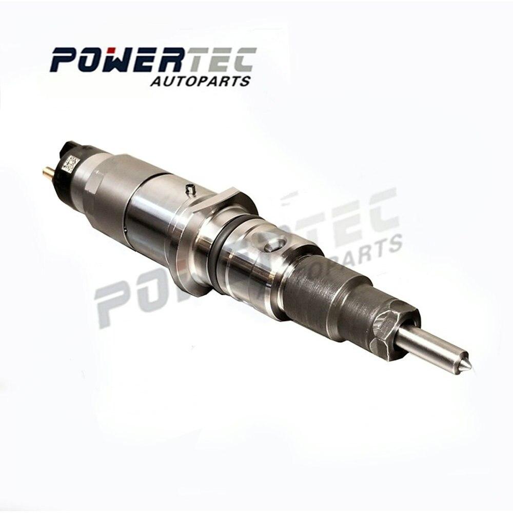 Pour Dongfeng DFLDFZ 8.9D diesel injecteur pompe 0445120122 auto carburant injecteur pièces commun rail injecteur 0 445 120 122