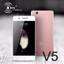 Ken V5 D'origine 3G Tactile Mobile Téléphone Android 6.0 Débloqué Smartphone double Sim 1 Ram + 8 Rom Téléphone portable Pas Cher Chine Téléphones 2017