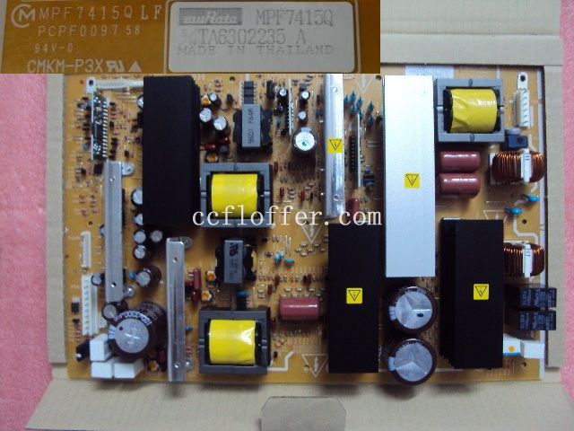 все цены на  100% Tested MPF7415Q Plasma Power Board  онлайн