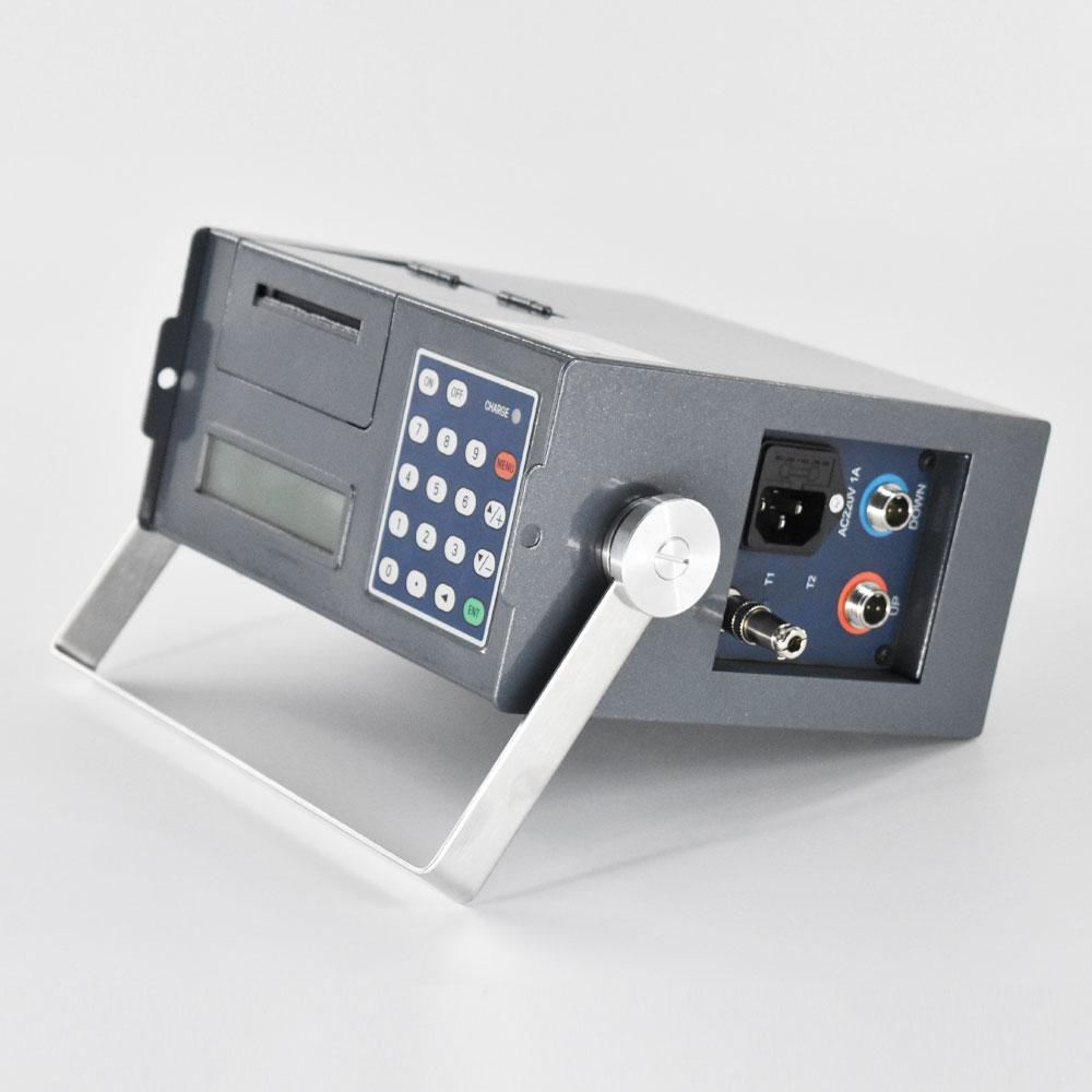 Portable Ultrasonic Flowmeter TDS 100P Built in Printer DN50mm DN700mm Digital Water Flow Meter in Flow Meters from Tools