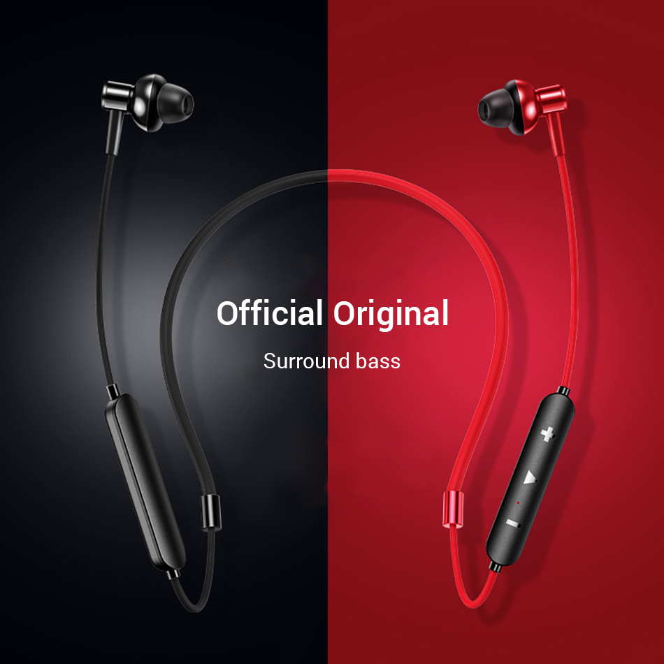 US $26.65 |Bluetooth 4.2 Earphone Wireless Magnetic Neckband Earbuds Handsfree Sport Stereo Earpieces For huawei Xiaomi Samsung With MIC-in Phone Earphones & Headphones from Consumer Electronics on AliExpress - 11.11_Double 11_Singles' Day