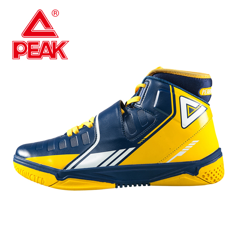 PEAK SPORT Monster 3.3 Men Basketball Shoes Competitions Sports Boots Breathable FOOTHOLD Tech Athletic Training Sneakers peak sport lightning ii men authent basketball shoes competitions athletic boots foothold cushion 3 tech sneakers eur 40 50