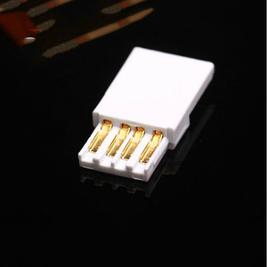 Image 4 - Mạ vàng USB MỘT USB B Nối Jack Đuôi Sockect Cổng Kết Nối Sockect Cho Âm Thanh HiFi Thiết Bị