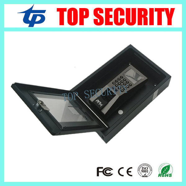 Fingerprint access control F7/F18 protect box good quality metal protect cover safety housing protective cover box