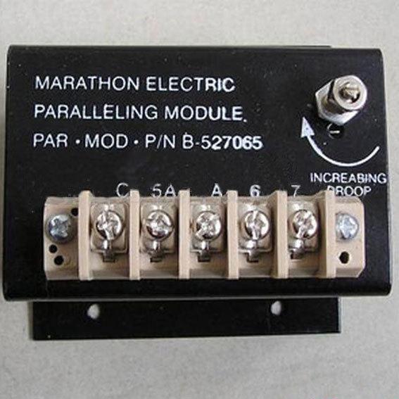 Marathon Electric Paralleling Module B-527065 AMP2000 PAR.MOD.P/N B-527065 MARATHON ELECTRIC PARALLE