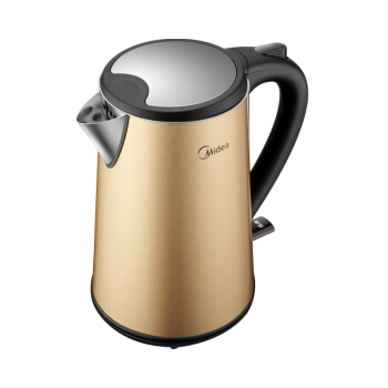 LK1724 1800W 1.5L Double-layer Stainless Steel Electric Kettle Fast-heating Electric Water Boiler 3 Safety Auto-off Function dsp kitchen appliances safety auto off function quick heat electric kettle water boiler heating large capacity 1 7l 1850 2200w