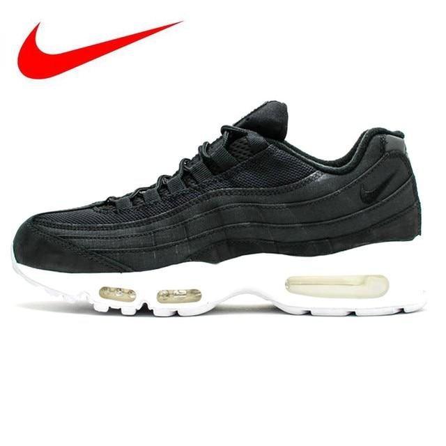 840f73bbe0e6 Original Nike Air Max 95 Stussy Men s Running Shoes