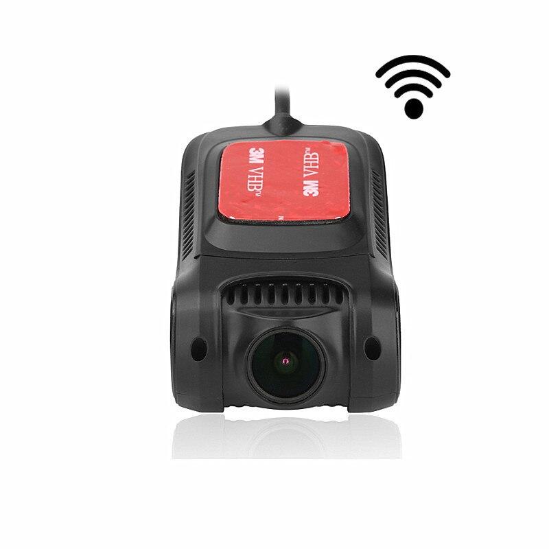 Câmera do traço completa hd 1080 p wifi mini carro dvr novate 96655 sony imx322 visão noturna estacionamento monitor g sensor gravador de vídeo dashcam - 3