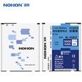 Nohon bateria para lg v10 h961n h968 f600 originais com alta capacidade 3000 mah bateria de substituição