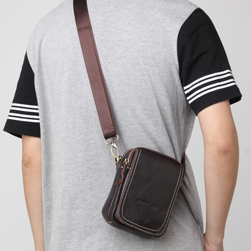 monoleth topo genuíno bolsa de For People : Men, boy, Father,