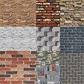 10 м виниловая самоклеящаяся настенная бумага  3D каменный кирпич  ПВХ водостойкие настенные бумажные наклейки  домашний декор  украшение для...