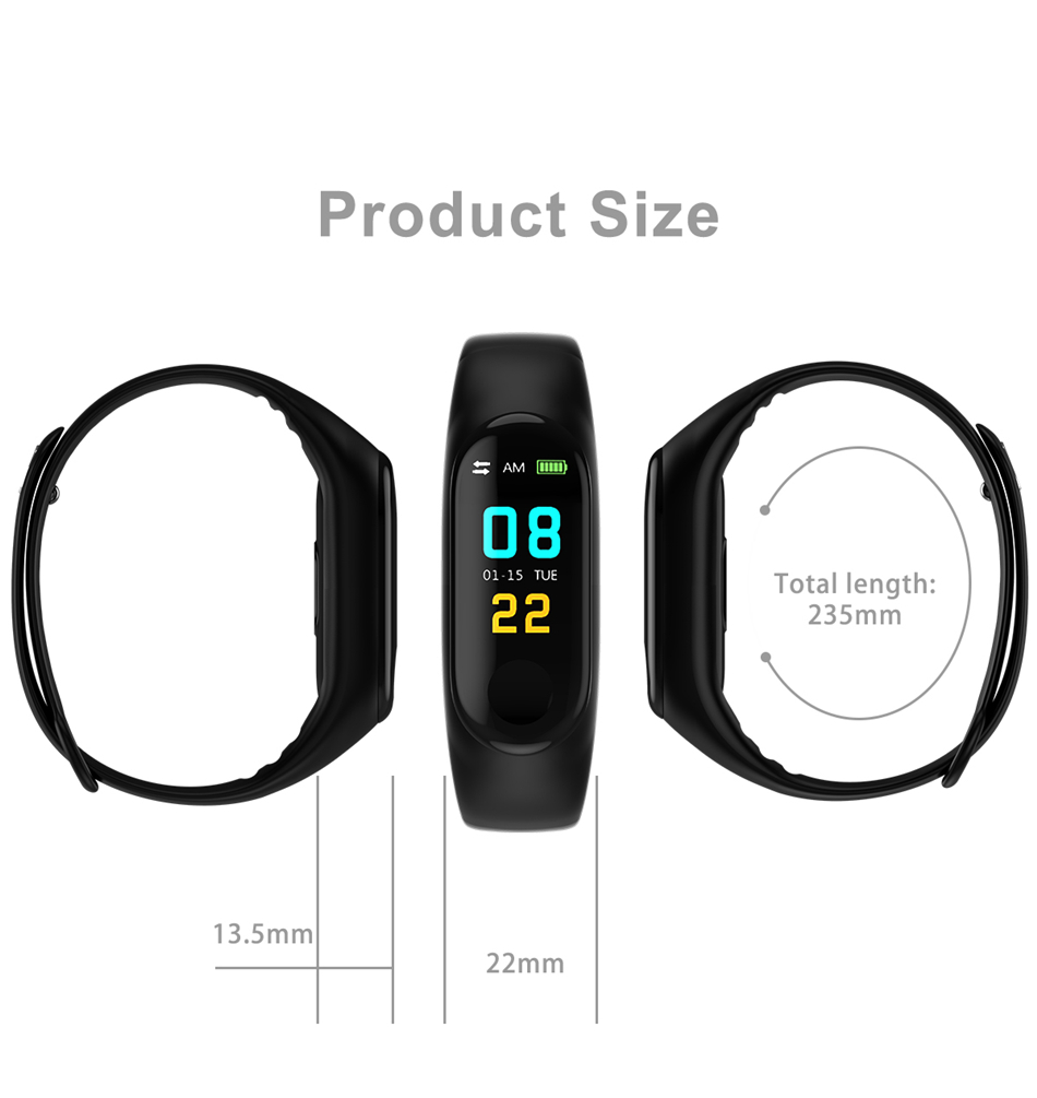 Watch sports intelligent man, woman, camera remote Heart Rate, blood pressure Product