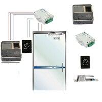 Tcp/ip Дактилоскопические системы доступа F211 + PowerSupply + домофоны + Touch Выход коммутатор/Дактилоскопические системы доступа комплект