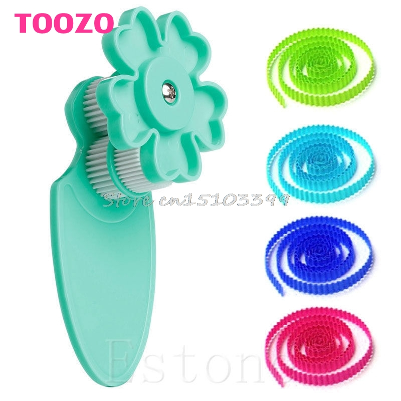 Beautiful Paper Quilling Crimper Machine Crimping Paper Craft Quilled Tool Set Diy Art Drop Ship