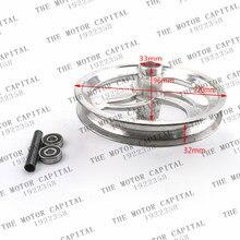 Высокое качество 12 1/2x2,75 Алюминий заднее колесо концентратора MX350 MX400 Байк скутер