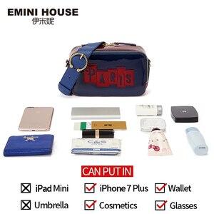 Image 3 - EMINI HOUSE Paris bandoleras de charol con solapa para mujer, bolsos de hombro, bolsos de mensajero