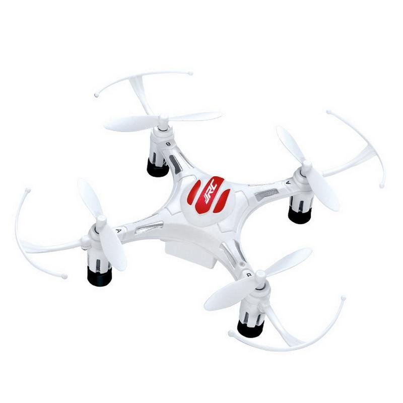 JJRC H8Mini 2.4G 4Ch 6-Axis Gyro Rc Quadcopter 11cm * 11cm * 3cm Pocket Drone One Press Automatic Return UFO With Headless Mode