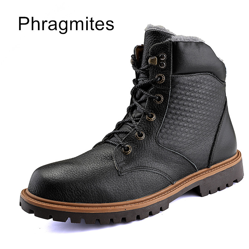 Phragmites Black Pu Leather Women Martin Ankle Fashion Motorcycle Boots Lace Up Flat Heel Female Shoes Spring Autumn Quality women shoes spring autumn bright black martin boots lace up platform ankle boots quality genuine leather female motorcycle boots