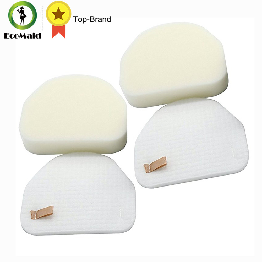 Replacement Foam Felt Filter for Shark NV450 NV480 Vacuum Cleaner Compatible Foam and Felt Filter Kit Part XFF450 2 Packs kitpag02363pag82027 value kit procter amp gamble professional floor and all purpose cleaner pag02363 and mr clean magic eraser foam pad pag82027