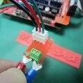 AD597-tipo K conector termoelemento painéis de comutação/adaptador de carregamento do controlador de temperatura de transferência para Ultimaker/rampas