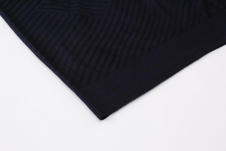 Col Hommes Solide Laine Gratuite Chandail Qualité Lancement Zipper Couleur Milliardaire Shark Confort Livraison De amp; Loisirs Tace Haute 2018 brown Navy Blue U7qgYvw7