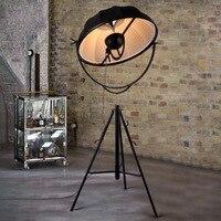 Мода гостиной лампа творческий этап Light спутниковое моделирование торшеры отель спальня лампа LED фотографии свет dw l56002