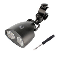 Bright LED BBQ Grill Light-handle Núi Kẹp Ngoài Trời Led Light Lamp đối với Barbeque L15
