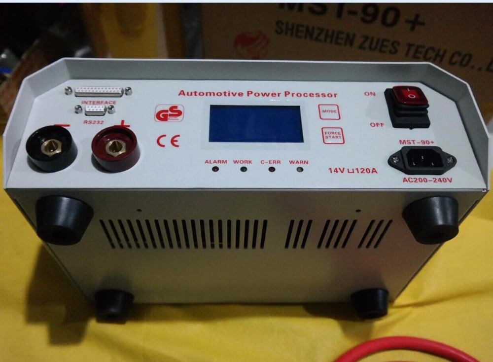 US $395 0 |New MST90 AUTO ECU coding/programming voltage stabilized UPS  (Uninterruptible Power Supply System) equipment stabilized voltage-in