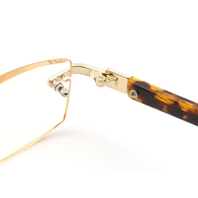 visokokakovostno rezanje presbyopia leče kvadratna očala za branje - Oblačilni dodatki - Fotografija 6